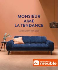 catalogue Monsieur Meuble 2019