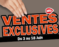 Ventes exclusives Monsieur Meuble